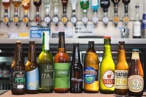 New varieties of hops are behind an increase in beer brands. Photo / Paul Estcourt