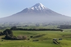 Majestic Mt Taranaki. Photo / Mark Mitchell