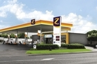 An artist's impression of one of the new Z branded petrol stations - formerly Shell. Image supplied