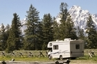 Wealthy outdoors lovers go state to state in million-dollar custom coaches - but they don't all have to be that grand. Photo / Thinkstock