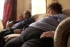 'Big Fat Family Challenge', which screens on TV One, follows the weight loss attempts of the Chawner family from Britain who collectively weigh nearly 500kg. Photo / Supplied