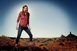 Karen Gillan as Amy Pond in 'Doctor Who.' Photo / Supplied