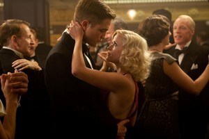 Robert Pattinson and Reese Witherspoon's chemistry is limited in 'Water For Elephants.' Photo / Suppleid
