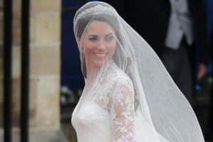 The royal wedding kept the tourists coming. Photo / AP