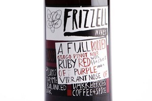 Frizzell Central Otago Pinot Noir 2009 $24.99. Photo / Babiche Martens
