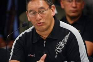 MP Hone Harawira has resigned from Parliament. Photo / Sarah Ivey