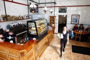Ravenhill Cafe, Birkenhead. Photo / Steven McNicholl
