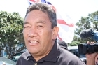 Hone Harawira Photo / Mark Mitchell