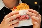 KFC's latest creation caused a stir. Photo / Natalie Slade