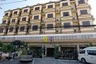 The Downtown Inn, Chiang Mai, where the three women Sarah Carter, Amanda Eliason and Emma Langlands stayed. Photo / Brett Phibbs
