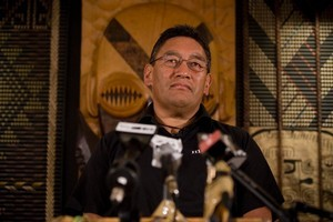 Hone Harawira's Mana Party might have registered too late to make the Te Tai Tokerau by-election. Photo / Richard Robinson
