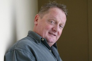 Canvas columnist, James Griffin. Photo / Dean Purcell