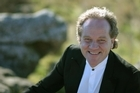 Kenneth Young conducted the Auckland Philharmonia. Photo / File