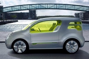 Renault's take on the electric car. Photo / Supplied
