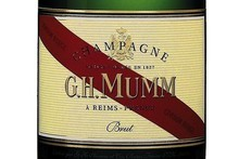 Champagne Mumm Cordon Rouge $85. Photo / Supplied