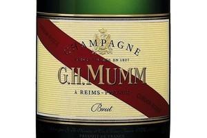 Champagne Mumm Cordon Rouge $85. Photo / Supplied