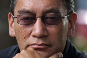 Hone Harawira resignation from Parliament yesterday has sparked the by-election. Photo / Janna Dixon