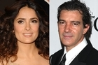 AP talks to Antonio Banderas and Salma Hayek at the Cannes Film Festival, where they showed the animated film 'Puss in Boots.' Banderas also talked about his other film, Pedro Almodovar's 'The Skin I Live In.'