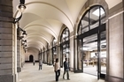 The stunning Apple Store Covent Garden. Photo / Supplied