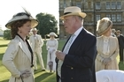 Downton Abbey looks like a period drama but is in modern style. Photo / Supplied