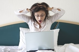 Forget the slippers and fluffy robes, hotels need to prioritise free and easy internet access. Photo / Thinkstock