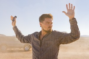 I GIVE UP: Leonardo DiCaprio. Photo / Supplied