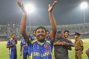 Muttiah Muralitharan. Photo / Getty Images