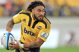 Ma'a Nonu returns to action tonight to face the Highlanders. Photo / Getty Images