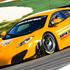 McLaren MP4-12C GT3 prototype testing at Portimao.