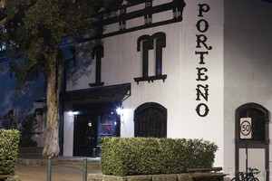 Porteno, the Argentinean style grill. Photo / Belinda Henley