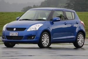 Suzuki Swift. Photo / Supplied