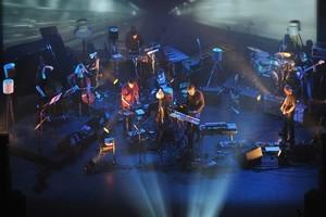 Rhian Sheehan's musical show has cinematic qualities. Photo / Supplied