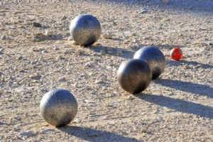 If you have your own Petanque boules you can play anywhere. Photo / Thinkstock