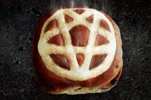 Advertisments for Hell Pizza's hot cross buns were within guidelines, according to the ASA. Photo / supplied