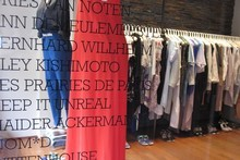 Poepke boutique in Paddington, Sydney. Photo / Supplied 