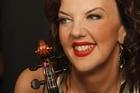 Violinist Tasmin Little. Photo / Supplied