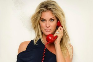 Rachel Hunter wants everyone to support the telethon. Photo / Monty Adams