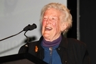 Margaret Mahy, the winner of the New Zealand Post Children's Book Awards 2011. Photo / Steven McNicholl