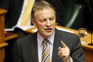Labour leader Phil Goff. Photo / Mark Mitchell