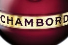 Chambord black raspberry liqueur. Photo / Supplied
