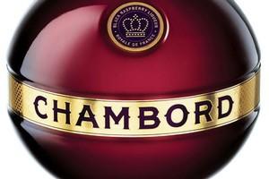 Chambord black raspberry liqueur. Photo / Supplied
