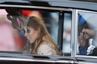 Britain's Princess Beatrice. Photo / AP