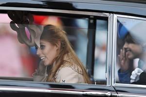 Britain's Princess Beatrice. Photo / AP