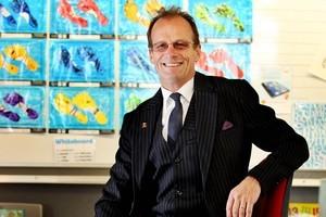 New Zealand Educational Institute president Ian leckie. Photo / APN