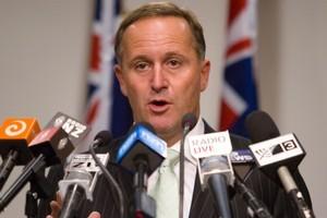 Prime Minister John Key. Photo / Mark Mitchell