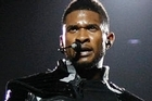 R & B singer Usher has agreed to donate a personal item for the Christchurch telethon. Photo / Steven McNicholl