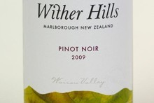 2009 Wither Hills Wairau Valley Pinot Noir $30 . Photo / Paul Estcourt