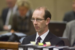 David Bain at his 2009 retrial. File photo / NZ Herald