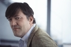 Stephen Fry joins 'The Hobbit' cast. Photo / File