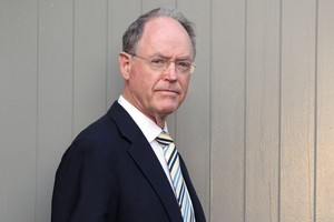 Act Party leader Don Brash. Photo / Janna Dixon
